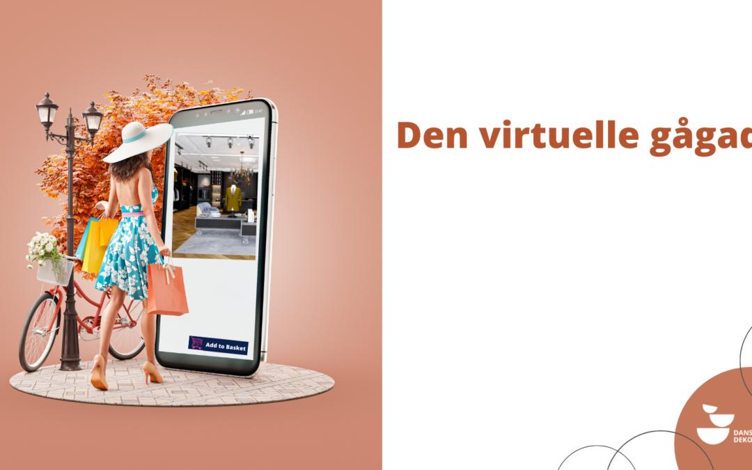 Den virtuelle gågade